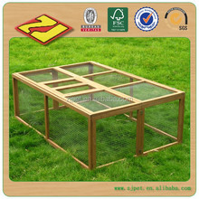 Good Quality Wooden Pet Fence DXR001