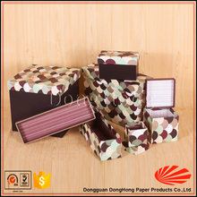 New products design your own packaging cardboard box