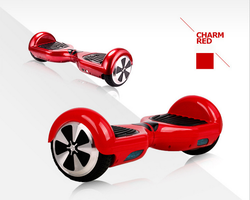 portable hands free two wheel electric self balancing scooter