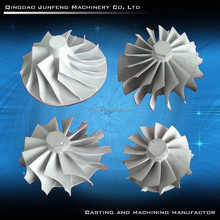 Stainless Steel precision impeller