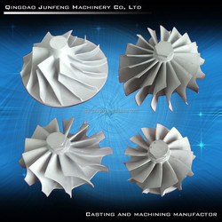 Stainless Steel precision impeller