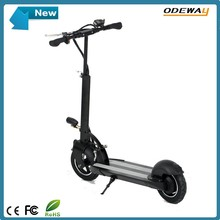2015 newest 10inch 700W folding electric seat scooter