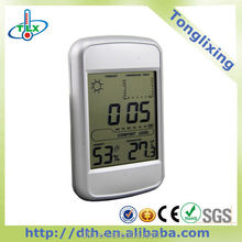 Laser projection clock Projection Clock and LED Clock Weather Station with backlight