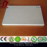 High quality 2H fire resistance Class A1 fireproof mgo board