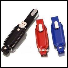 Leather USB etal gift