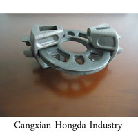 Precision casting Scaffolding Ringlock system part