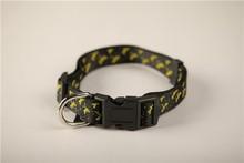 Dragonfly Series Nylon Webbing Dog Collars Wholesale