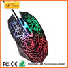 Fashion wired colorful light Mouse Gaming light Mouse Optical Mouse