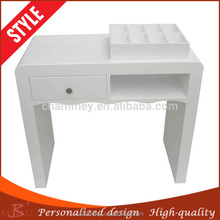 win a high admiration and is widely trusted at home and abroad salon table for manicure,nail manicure desk table supplys