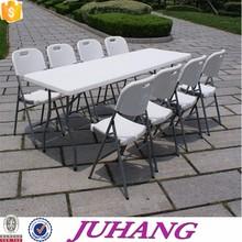 Rectangle Garden Portable Picnic Table And Chair