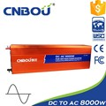 Inversor solar60HZ 48V 220V 8000W