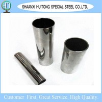 alibaba china sus410 sus430 t304 stainless steel pipe