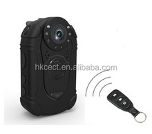 Factory supply 2.0inch LCD dual lens 6IR night vision police camera