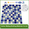 professional back crystal coating for glass mosaic manufacture