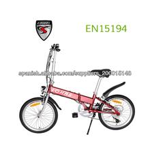 bueno y barato bicicleta eléctrica con CE 2014
