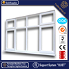 double safety glass/2015 hot sale/thermal broken/aluminium windows with best quality