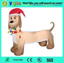 6ft custom decoration inflatable dachshund