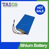 Polymer Li-ion Battery 12V 25AH Battery Pack For Solar Street Light