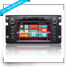 Car stereo system for Mercedes Benz Smart Fortwo(2008-2011)with TV USB TMC