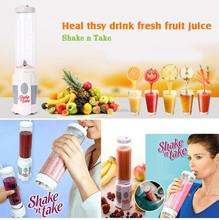 VT-04 Electric Blender Mix/ Sport Bottle/Healthy Drink Fruit smoothies/Protein Shaker