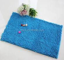 High quality chenille floor mat /door mat