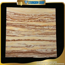 high quality imitation marble embossed wall panels