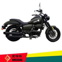 Hot Sale Two Wheel 4 stroke 250cc Gas Rusi Motorcycle for Sale