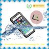 for iPhone 6 Plus Waterproof Case Shock Proof Case with Touched Transparent Screen Protector