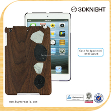 Wood cover case for ipad mini,stand cover for ipad mini