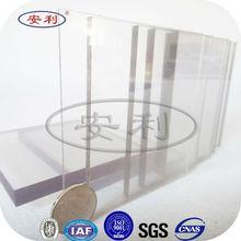 0.5cm long life span greenhouse sheeting polycarbonate