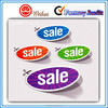 Laser anti-counterfeit self adhesive sticker,label for supermarket sales