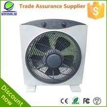 Best selling and cheap price 12V solar powered electric fan