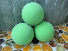 2014 Hot custom hollow plastic bouncing back ball