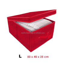 canvas foldable home Storage Containe