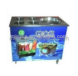 Small Model Ice Frying Machine|Color Fried Ice Making Machine|Hot Sale Fried Ice Cream Maker