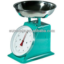 Good Quality 10/15/20 Kilogram Weighing Spring Dial Weighing Scale