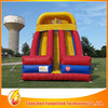100% PVC inflatable fire truck slide for pool/commercial grade inflatable water slides