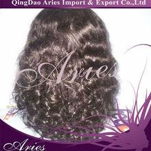 useful virgin mongolian hair images of wig for women