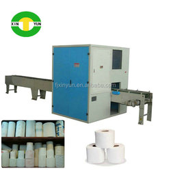 Double Tunnel Automatic Toilet Paper Log Saw