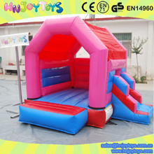 Inflatable moonwalk with Rain or Sun Roof