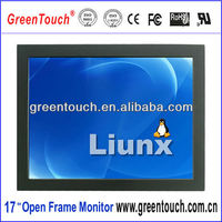 17 inch tft lcd armrest monitor from GreenTouch