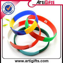High quality silicone wristband silicone good quality