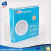 Factory price oem paper super slim small led light box