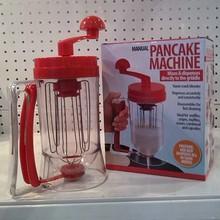 Perfect Cake Batter Mixer And Dispenser Pancake Machine