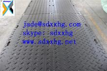 HDPE road protect mat 1100*2900mm HDPE ground mat, extruded hdpe ground protection mat 1100*2900mm, hdpe groud mat with texture