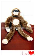 Stretchy plush toy flying monkey
