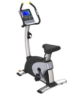 Commercial Exercise Bike Upright Bike / Magnetic System Exercise Bike