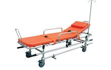 Hospital ambulance stretcher/aluminum stretcher trolley
