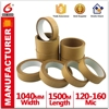 Alibaba China Temperature-resistance water activate kraft paper tape