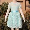 Hot sale boutique latest design baby frock,flower girl dress,western frocks